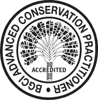 BCGI Advanced Conservation Practitioner: Accredited